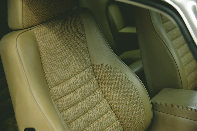 Princess Diana Jaguar XJS Driver Seat