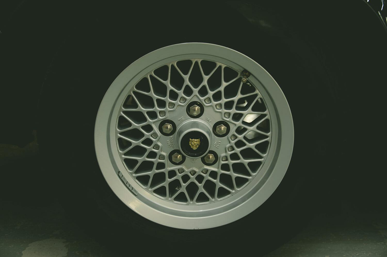 Princess Diana Jaguar XJS Wheel