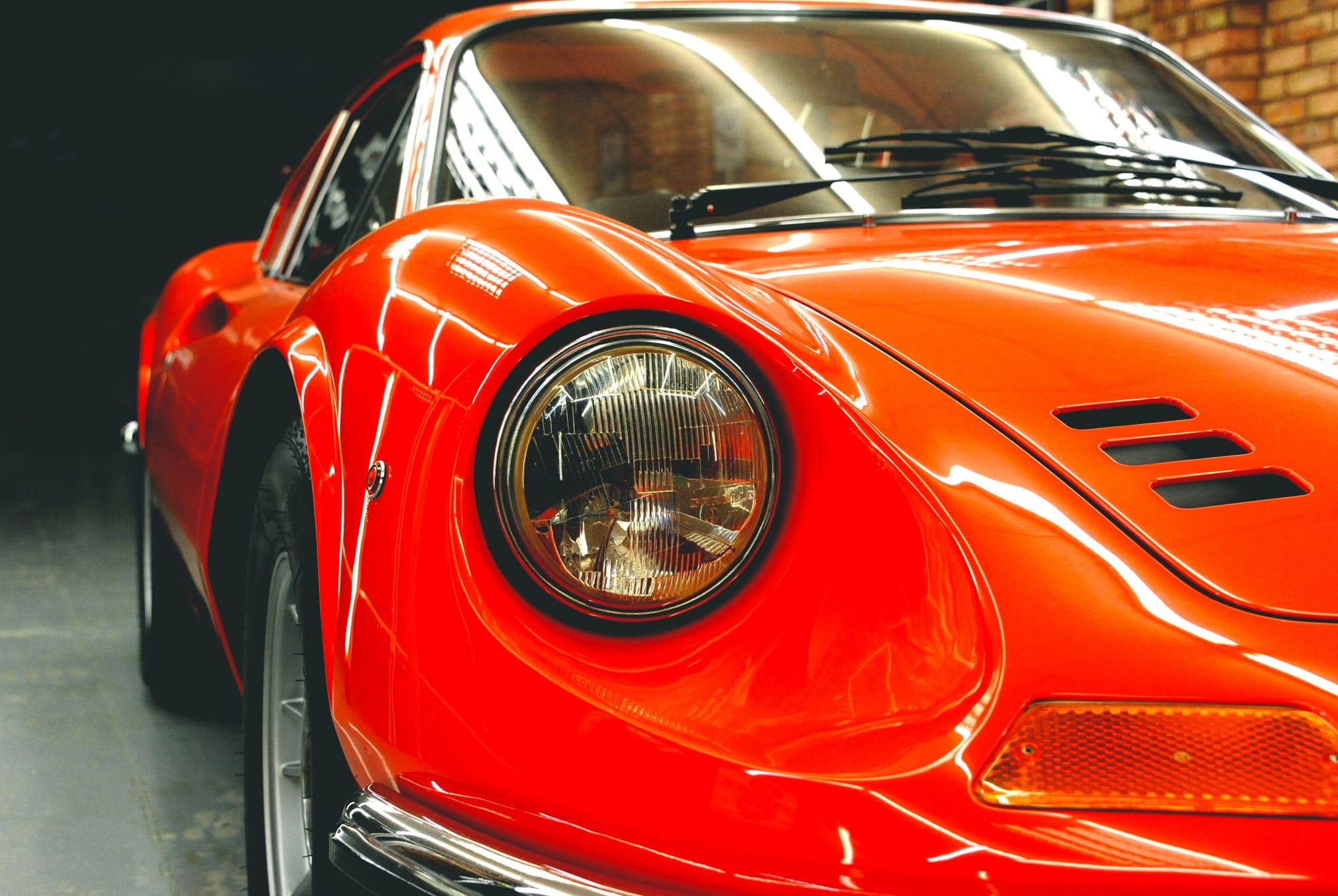 Ferrari Dino Right