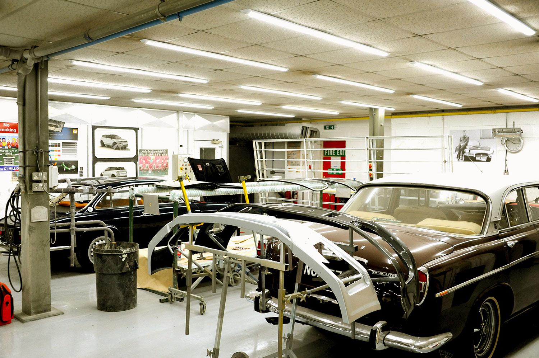 XK Workshop Rover