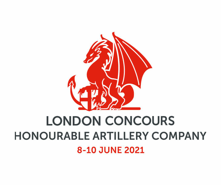 London Concours at The Honourable Royal Artillery Club