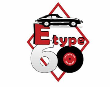 E-Type 60th Birthday logo